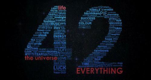 Qual a resposta para a questão fundamental da Vida, o Universo e tudo mais?Depois de 7,5 milhões de anos, Deep Thought (computador criado para calcular essa pergunta) finalmente conseguiu processar a resposta: 42. ''Quarenta e dois! É tudo que você tem a nos dizer depois de sete milhões e quinhentos mil anos de trabalho?''-Loonquawl ''Verifiquei cuidadosamente, e não há dúvida de que a resposta é essa. Para ser franco, acho que o problema é que vocês jamais souberam a pergunta.''-Deep…