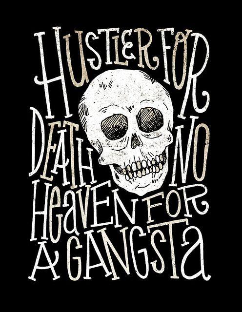 Hustler For Death by Jay Roeder, via Flickr