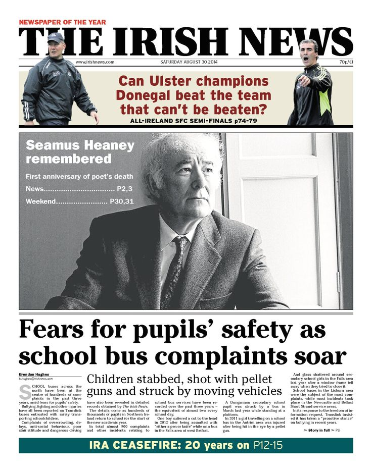 Fears for pupils' safety as school bus complaints soar