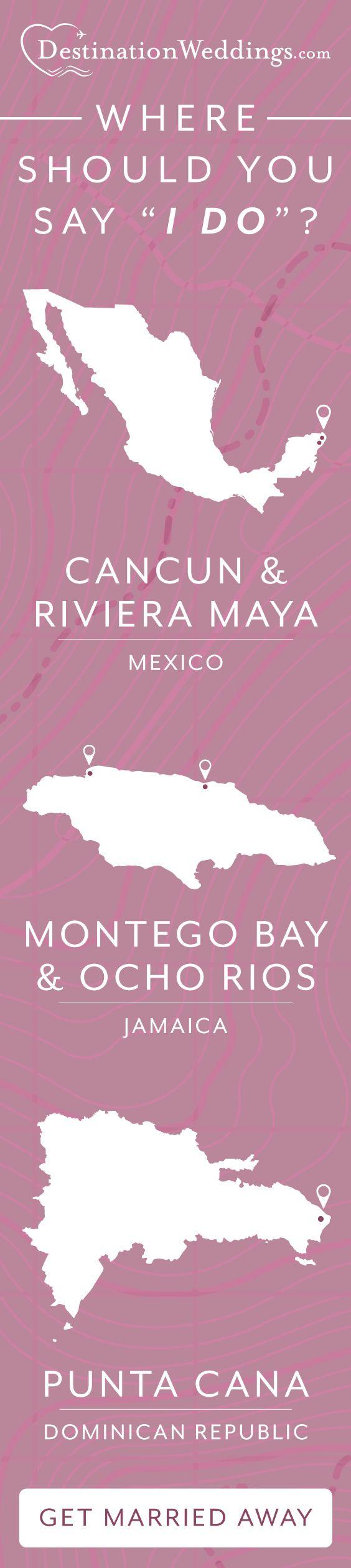 Destination wedding locales   destination wedding trends   wedding trends   Cancun destination weddings   Riviera Maya destination weddings   Mexico destination weddings