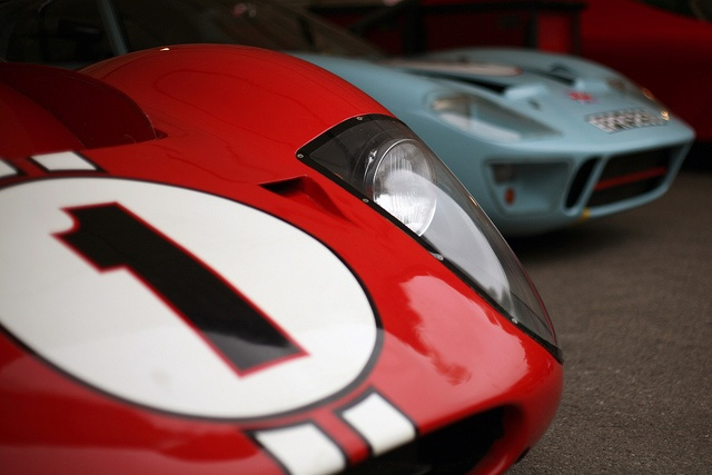 Ford GT40 by Harry_S, via Flickr