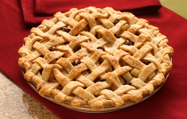 Delicious Cran Apple Pie