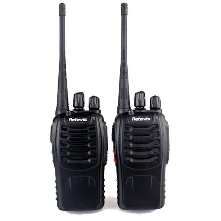 2 - Retevis H-777 Radio Walkie Talkie