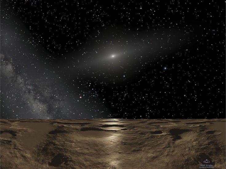 Sedna este o posibilă planetă pitică din Sistemul Solar. Se pare că este cel mai îndepărtat obiect de Soare cunoscut din Sistemul Solar.