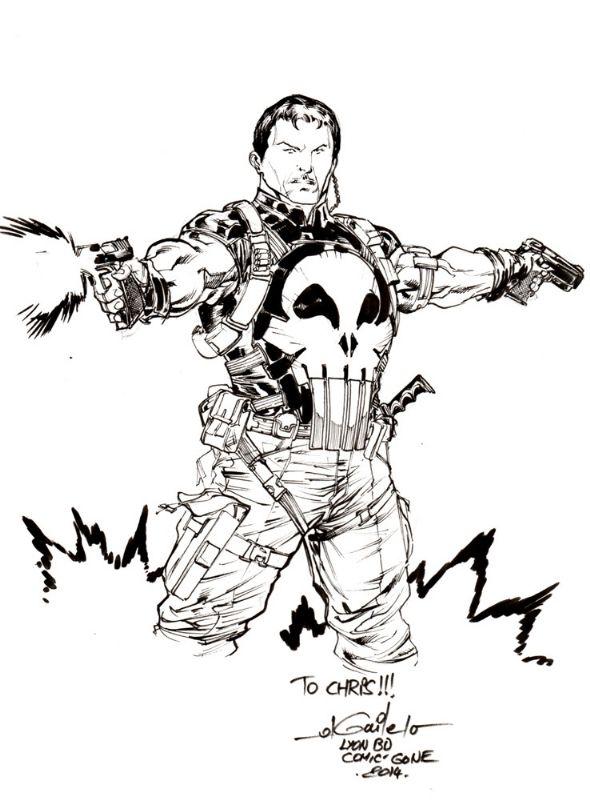 Disegno Hawkeye