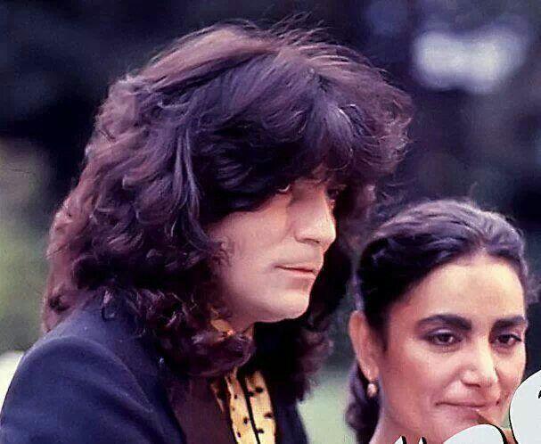 Renato con Mimi