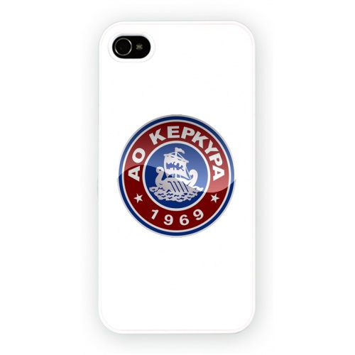 Kerkyra FC iPhone Case