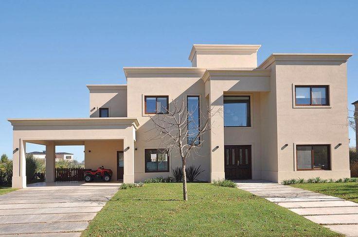 Por Estudio Farina-Vazzano. Podés ver más de esta #obra y este #estudio googleando: c-0065-1-2-006. #architecture #diseño #arquitectos #buildings #casas #construccion #arquitectosargentinos #homes #design #houses