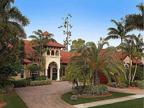 For Sale $1,595,000 - 2743 Olde Cypress Dr, Naples, FL 34119 #Florida