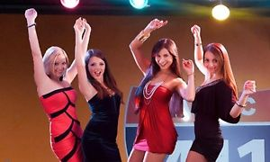 One or Two Twerk-Dancing Lesson Events at Dance 411 Studios (Up to 62% Off)