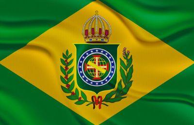 Bandeira imperial brasileira