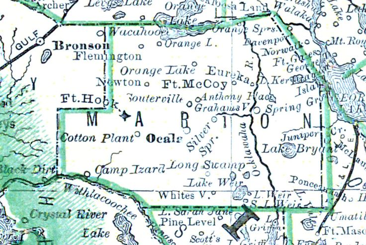 maps of marion county florida | Carolina, a free printable collection of Marion County FL GIS Map