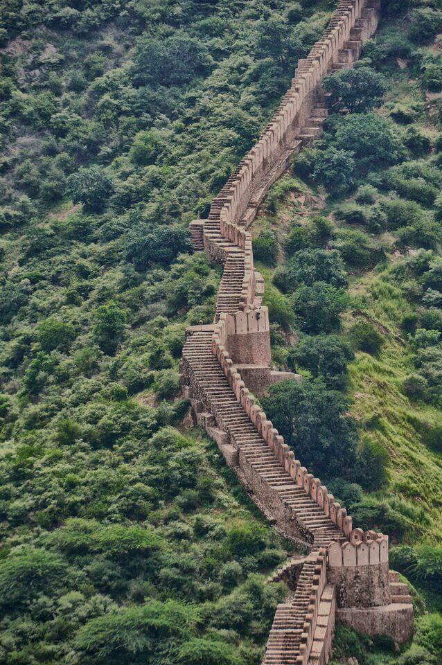 Amber Fort Jaipur, India