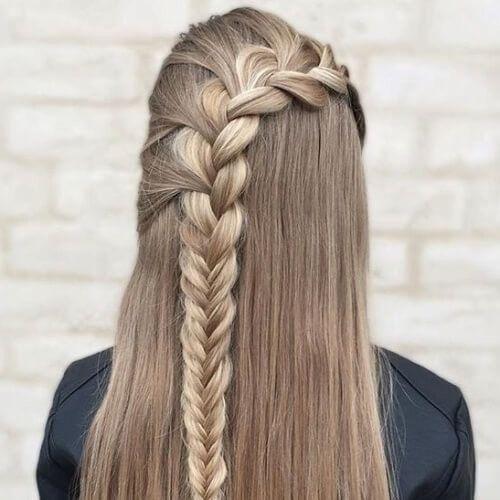 50 französische Braid Frisuren - Frauen Blog | French ...