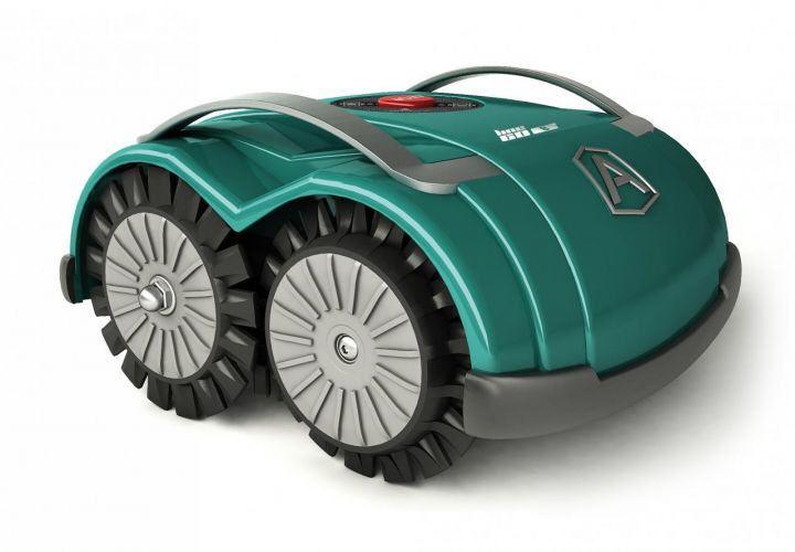 tondeuse robot sur batterie ambrogio l60 b bricolage pas. Black Bedroom Furniture Sets. Home Design Ideas