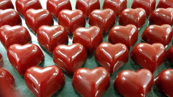 2014 Edition Salted Caramel Hearts