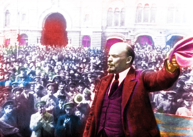 The Tasks of the Proletariat in the Present Revolution (The April Theses) by Vladimir Ilyich Lenin