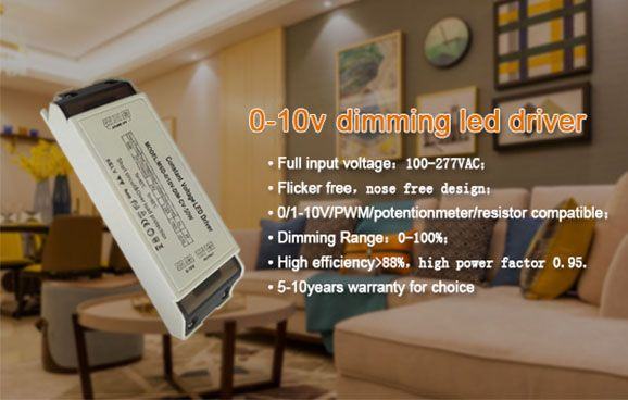 0 10v Dimming Led Driver Power Supply Led Drivers Power Led