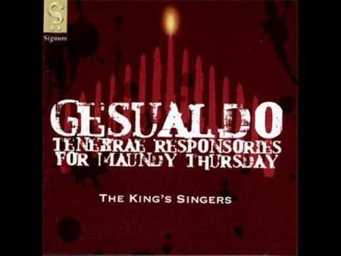 Gesualdo, Tenebrae Responsories for Maundy Thursday, The King's Singers This album is by the Italian Renaissance composer Carlo Gesualdo. He is considered to...