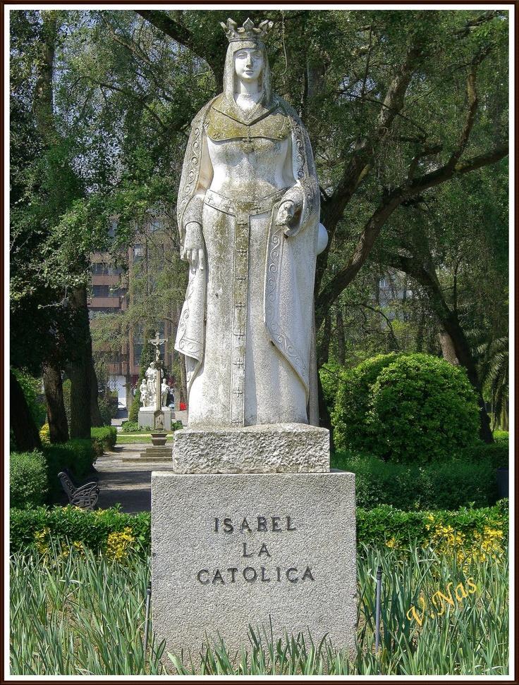 Parque Isabel la Católica - Gijón (Spain)