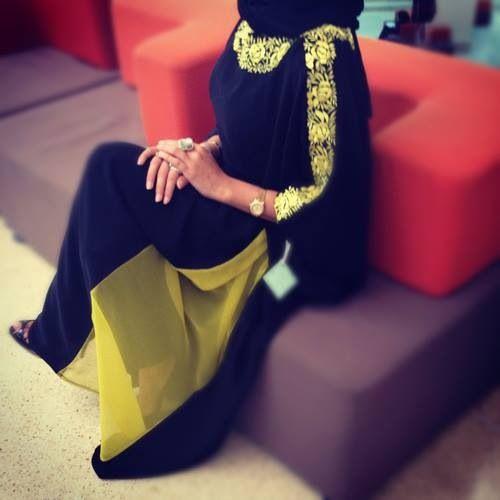 Abaya #fashion #style #hijab