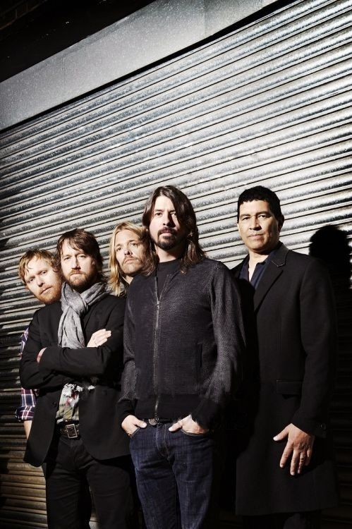 Foo Fighters best band ever!