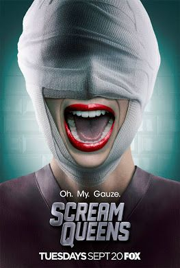 Scream Queens – 2X01 temporada 2 capitulo 01