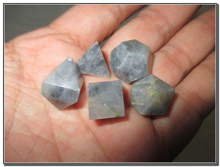 Geometry Sets - Iolite
