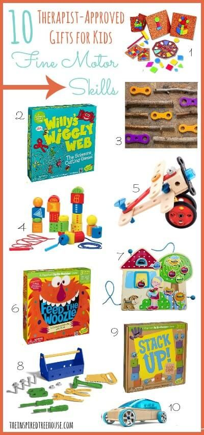 Gift Guide Promoting Healthy Development In Kids Shops