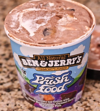 My favorite Ben and Jerry's Ice cream!