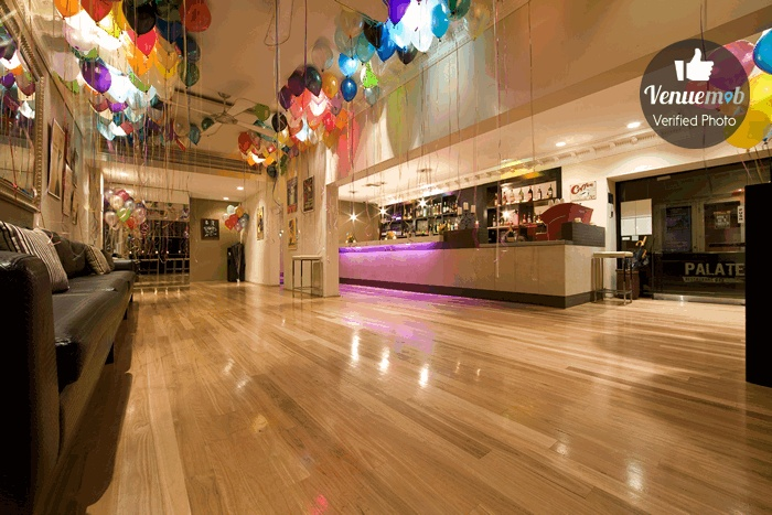 Entire Venue at Palate, Melbourne.    http://venuemob.com.au/venue/palate