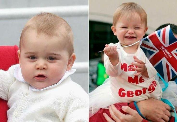 Príncipe George  <3