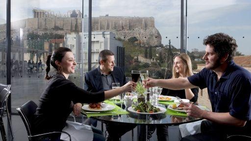 VISIT GREECE  Acropolis Museum, #museums #art #culture #athens #attica photo ©G. Vitsaropoulos/Acropolis Museum