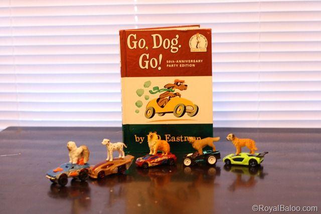 Go, Dog. Go! Activities