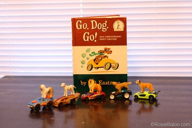 Go, Dog. Go! Activities