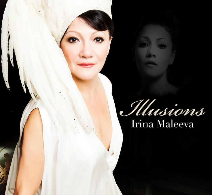 International Recording Artist Irina Maleeva will be singing at the opening of New Media Film Festival, June 12 and 13th at the Landmark Theater.     Irina has traveled the world with her one-woman musical comedy show, and is now celebrating her forty-year career with the release of her lush new CD, Illusions.
