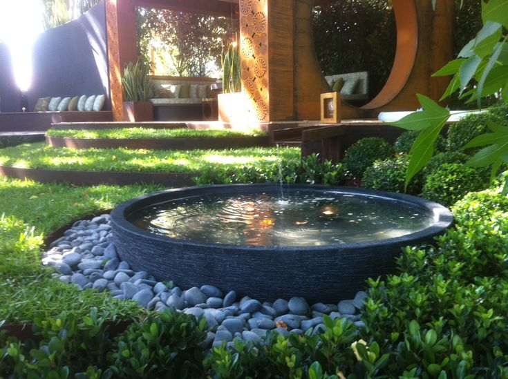 Water feature bubbler images for Garden pond electrics