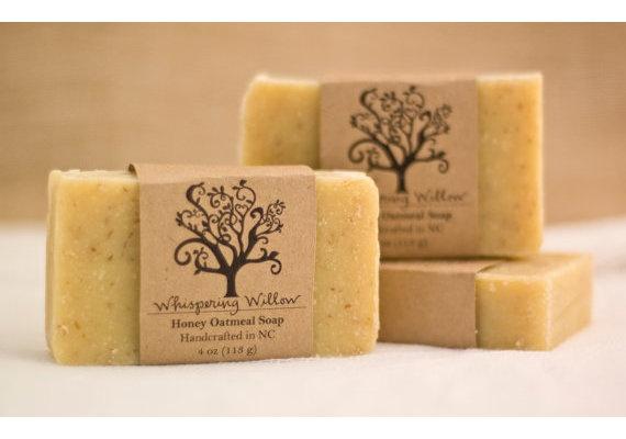 Honey Oatmeal Soap | beauty | Pinterest