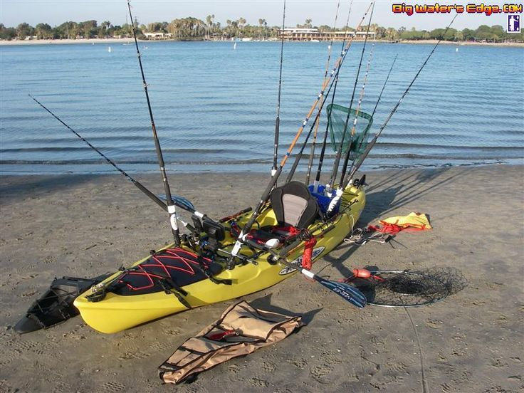 17 best images about kayak fishing on pinterest bass for Best bass fishing kayak