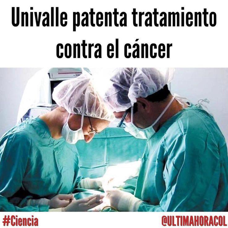 """(@ultimahoracol) En la investigación liderada por un grupo de caleños desde la Universidad del Valle, se descubrió…"""""""