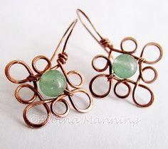Wire Jewelry Jig Patterns | Around Wire: Work with WigJig