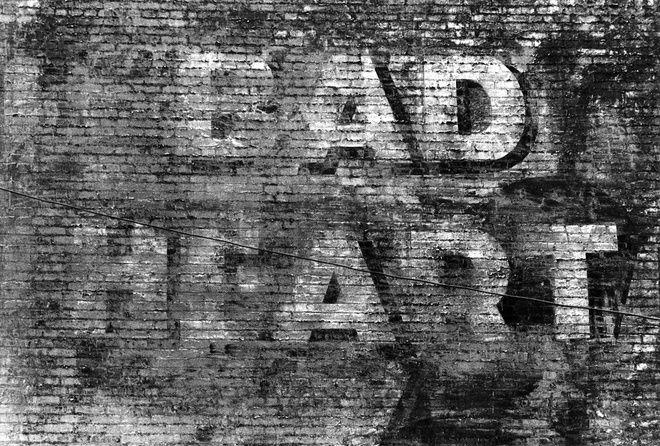 Dennis Hopper, Bad Heart (Downtown Los Angeles), 1961 at www.meadcarney.com  #DennisHopper #MeadCarney #London #art #artgallery #Photography #LosAngeles