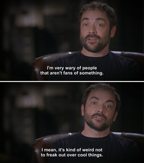 This is the best lol Mark Sheppard everyone