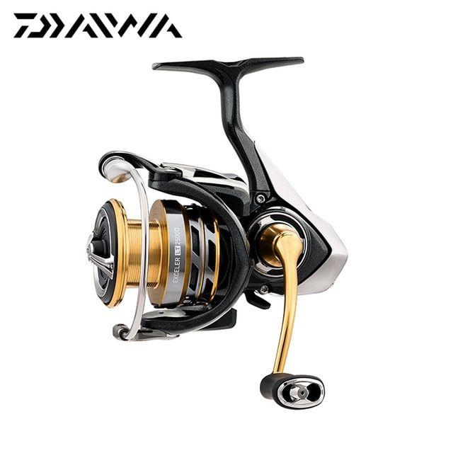 2018 New Daiwa EXCELER LT 1000 6000 Series Spinning Reel