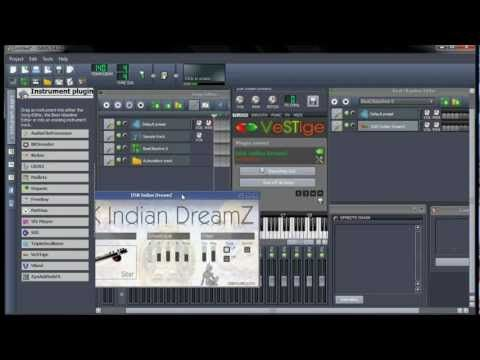 LMMS TUTORIAL. HOW TO USE VST PLUGINS. MAKE INDIAN INSTRUMENTAL SONG SOUND LOOPS - YouTube