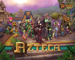 Ten years ago a great comet appeared in the sky over Azteca, one of the oldest islands in the Spiral, a fragment of the First World. The comet panicked the Aztecosaurs and drove them to seek shelter in their underground mines. Most in the Spiral assumed Azteca was destroyed.