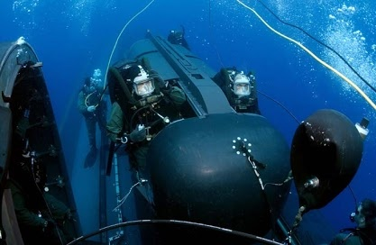 Los #SEALS, un auténtico equipo anfibio