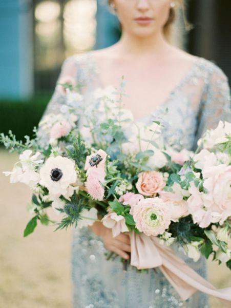 Anémonas: flores en tendencia para tu ramo de novia Image: 2