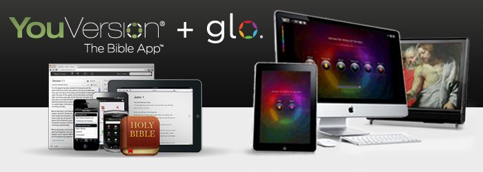 Meet Glo. A fantastic looking Bible app for Mac or PC that integrates with YouVersion, and syncs with all your mobile devices. It also has a free version.