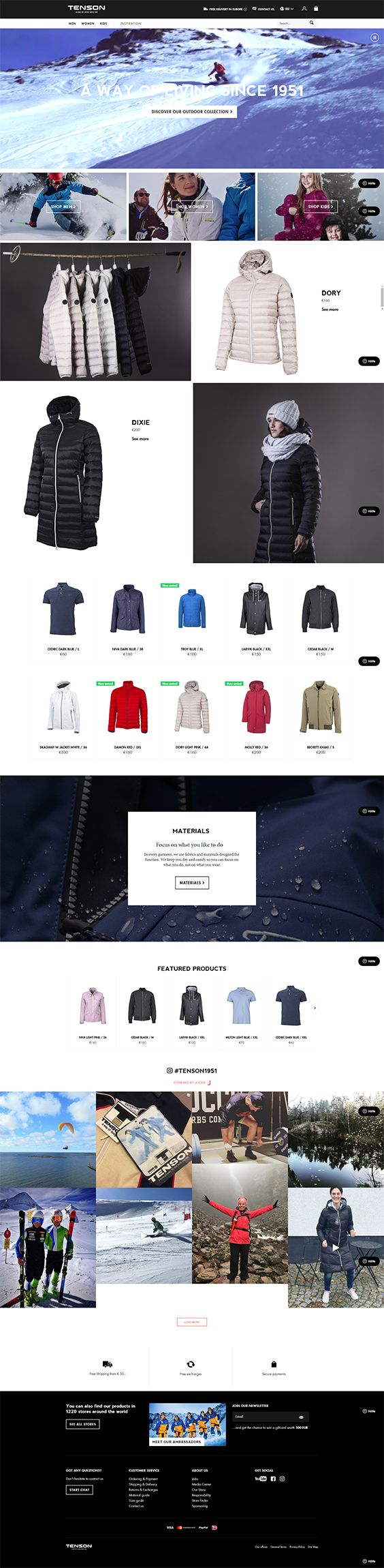 #ShopwareDesign #ShopwareTheme #ShopwareShop #eCommerce #eCommerceSoftware #eCommerceplatform #Onlineshop #Outdoor #Skiing #mountainendurancesports #ShopwareNetherlands